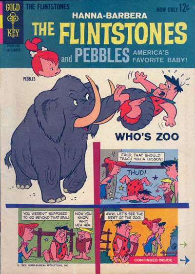 Flintstones #13 Comic Books - Covers, Scans, Photos  in Flintstones Comic Books - Covers, Scans, Gallery