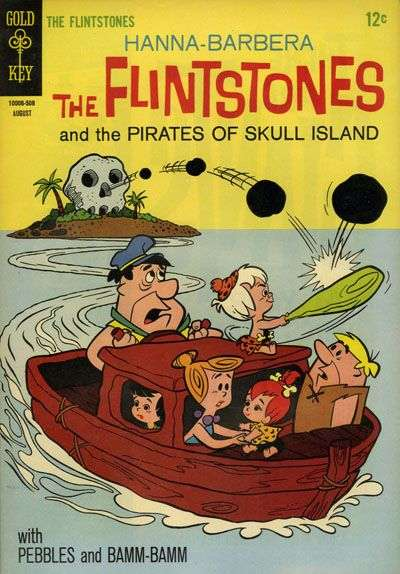 Flintstones #28 Comic Books - Covers, Scans, Photos  in Flintstones Comic Books - Covers, Scans, Gallery