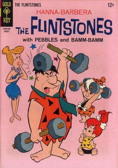 Flintstones #35 Comic Books - Covers, Scans, Photos  in Flintstones Comic Books - Covers, Scans, Gallery