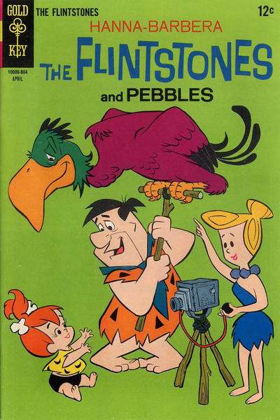 Flintstones #45 Comic Books - Covers, Scans, Photos  in Flintstones Comic Books - Covers, Scans, Gallery