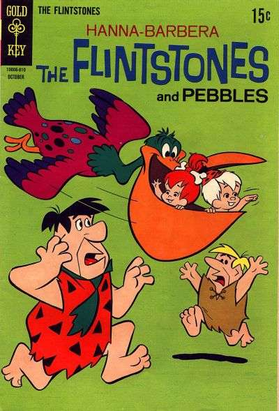 Flintstones #48 Comic Books - Covers, Scans, Photos  in Flintstones Comic Books - Covers, Scans, Gallery