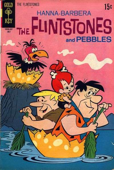 Flintstones #59 Comic Books - Covers, Scans, Photos  in Flintstones Comic Books - Covers, Scans, Gallery