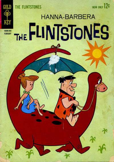 Flintstones #9 comic books for sale