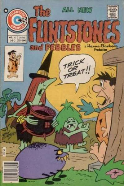 Flintstones #42 Comic Books - Covers, Scans, Photos  in Flintstones Comic Books - Covers, Scans, Gallery