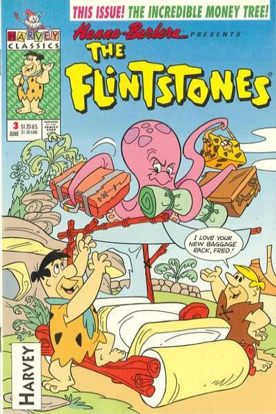 Flintstones #3 comic books for sale