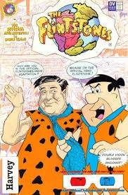 Flintstones: The Official Movie Adaptation comic books