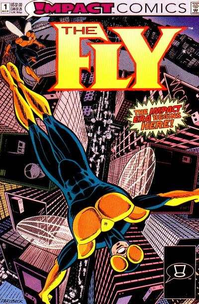 Fly #1 comic books - cover scans photos Fly #1 comic books - covers, picture gallery