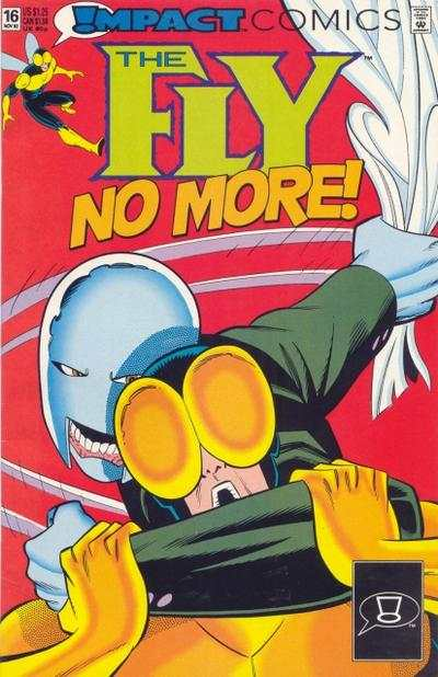 Fly #16 Comic Books - Covers, Scans, Photos  in Fly Comic Books - Covers, Scans, Gallery