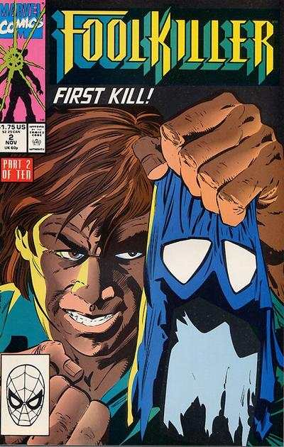 Foolkiller #2 Comic Books - Covers, Scans, Photos  in Foolkiller Comic Books - Covers, Scans, Gallery