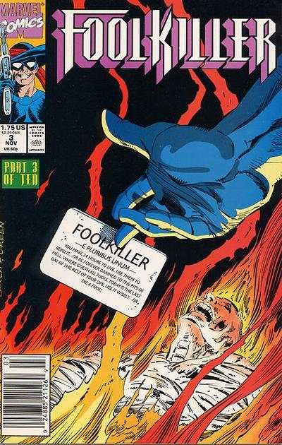Foolkiller #3 Comic Books - Covers, Scans, Photos  in Foolkiller Comic Books - Covers, Scans, Gallery