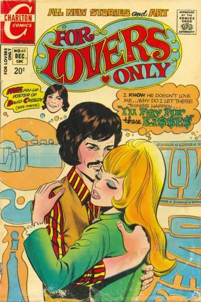 For Lovers Only #62 Comic Books - Covers, Scans, Photos  in For Lovers Only Comic Books - Covers, Scans, Gallery