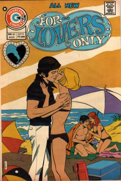 For Lovers Only #80 Comic Books - Covers, Scans, Photos  in For Lovers Only Comic Books - Covers, Scans, Gallery