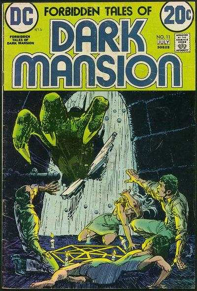 Forbidden Tales of Dark Mansion #11 Comic Books - Covers, Scans, Photos  in Forbidden Tales of Dark Mansion Comic Books - Covers, Scans, Gallery