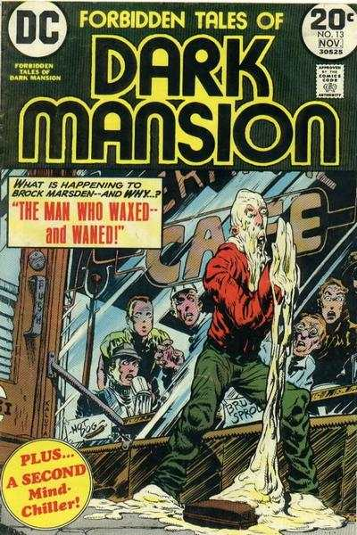 Forbidden Tales of Dark Mansion #13 Comic Books - Covers, Scans, Photos  in Forbidden Tales of Dark Mansion Comic Books - Covers, Scans, Gallery
