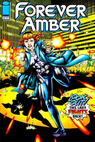 Forever Amber #2 comic books for sale