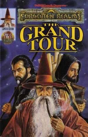 Forgotten Realms: The Grand Tour #1 comic books for sale