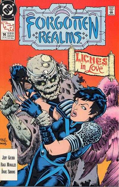 Forgotten Realms #14 Comic Books - Covers, Scans, Photos  in Forgotten Realms Comic Books - Covers, Scans, Gallery