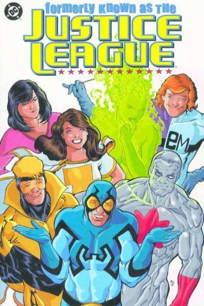Formerly Known as the Justice League #1 comic books for sale