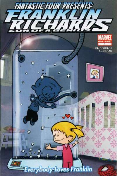Franklin Richards: One-Shot #1 comic books for sale