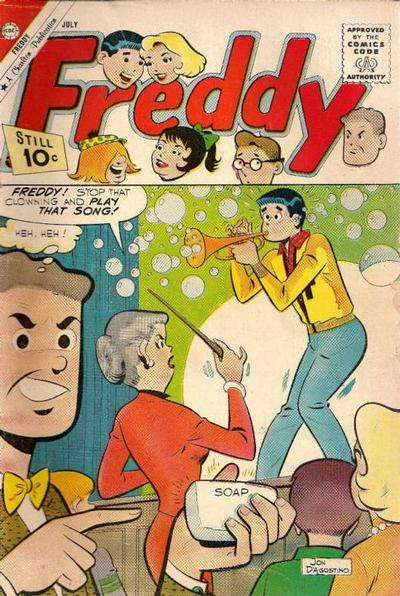 Freddy #29 comic books for sale