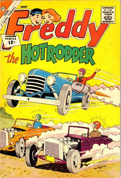 Freddy #35 Comic Books - Covers, Scans, Photos  in Freddy Comic Books - Covers, Scans, Gallery