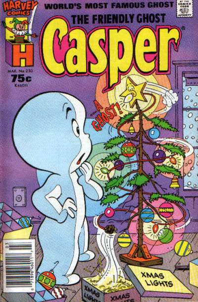 Friendly Ghost Casper #230 comic books for sale