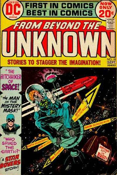 From Beyond the Unknown #18 comic books - cover scans photos From Beyond the Unknown #18 comic books - covers, picture gallery