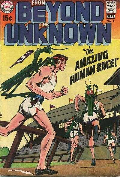 From Beyond the Unknown #6 comic books for sale