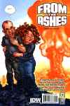 From the Ashes comic books