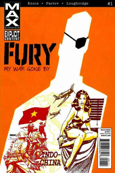 Fury Max Comic Books. Fury Max Comics.