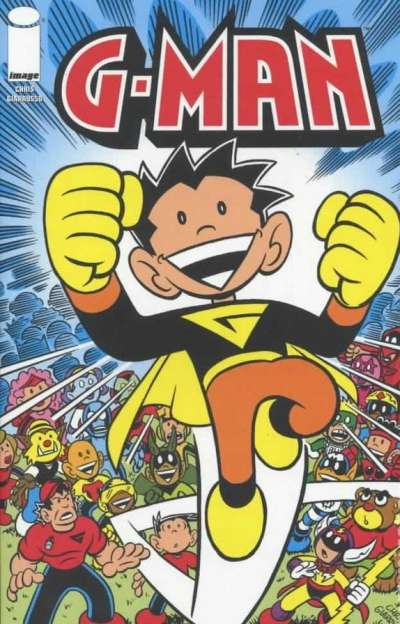 G-Man Comic Books. G-Man Comics.