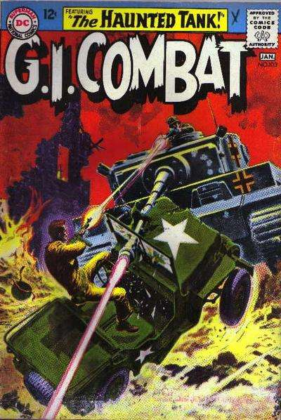 G.I. Combat #103 Comic Books - Covers, Scans, Photos  in G.I. Combat Comic Books - Covers, Scans, Gallery