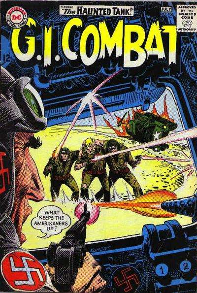 G.I. Combat #106 comic books for sale