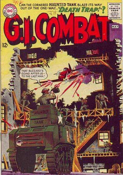 G.I. Combat #111 Comic Books - Covers, Scans, Photos  in G.I. Combat Comic Books - Covers, Scans, Gallery