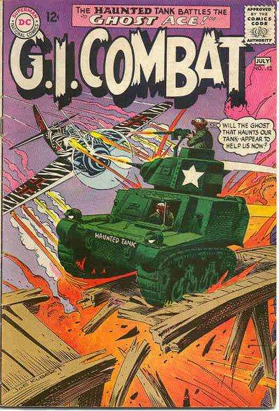 G.I. Combat #112 comic books for sale