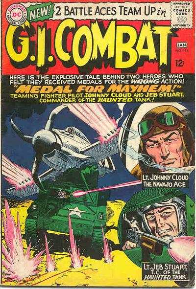 G.I. Combat #115 comic books - cover scans photos G.I. Combat #115 comic books - covers, picture gallery