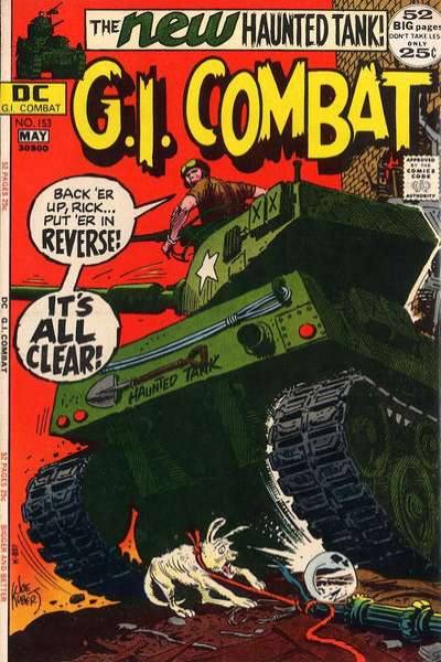 G.I. Combat #153 comic books for sale