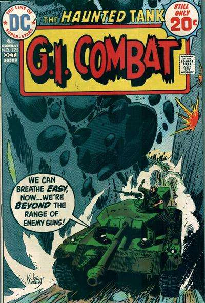 G.I. Combat #173 comic books for sale