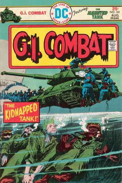 G.I. Combat #181 Comic Books - Covers, Scans, Photos  in G.I. Combat Comic Books - Covers, Scans, Gallery