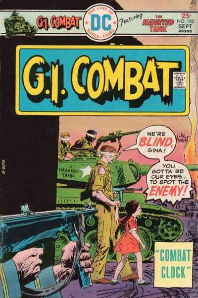 G.I. Combat #182 Comic Books - Covers, Scans, Photos  in G.I. Combat Comic Books - Covers, Scans, Gallery