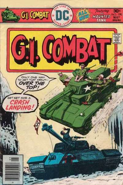 G.I. Combat #190 Comic Books - Covers, Scans, Photos  in G.I. Combat Comic Books - Covers, Scans, Gallery