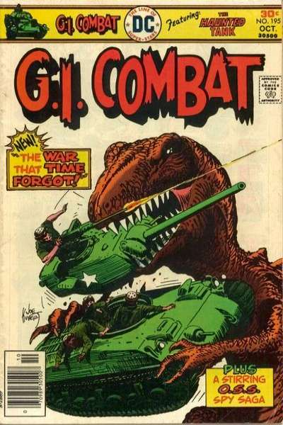 G.I. Combat #195 Comic Books - Covers, Scans, Photos  in G.I. Combat Comic Books - Covers, Scans, Gallery