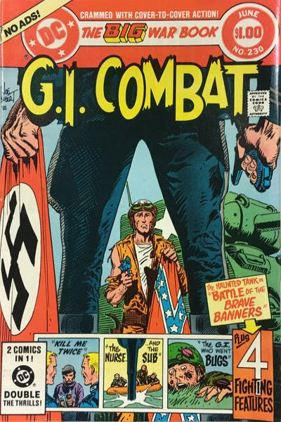 G.I. Combat #230 Comic Books - Covers, Scans, Photos  in G.I. Combat Comic Books - Covers, Scans, Gallery