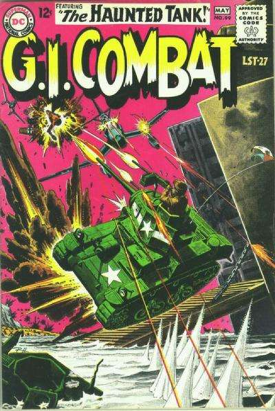 G.I. Combat #99 comic books - cover scans photos G.I. Combat #99 comic books - covers, picture gallery