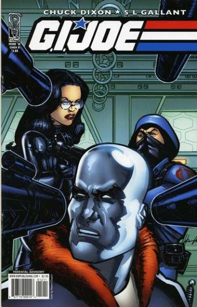 G.I. Joe #12 Comic Books - Covers, Scans, Photos  in G.I. Joe Comic Books - Covers, Scans, Gallery