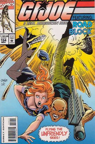 G.I. Joe: A Real American Hero #154 Comic Books - Covers, Scans, Photos  in G.I. Joe: A Real American Hero Comic Books - Covers, Scans, Gallery