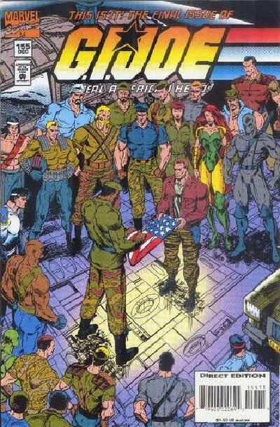 G.I. Joe: A Real American Hero #155 Comic Books - Covers, Scans, Photos  in G.I. Joe: A Real American Hero Comic Books - Covers, Scans, Gallery