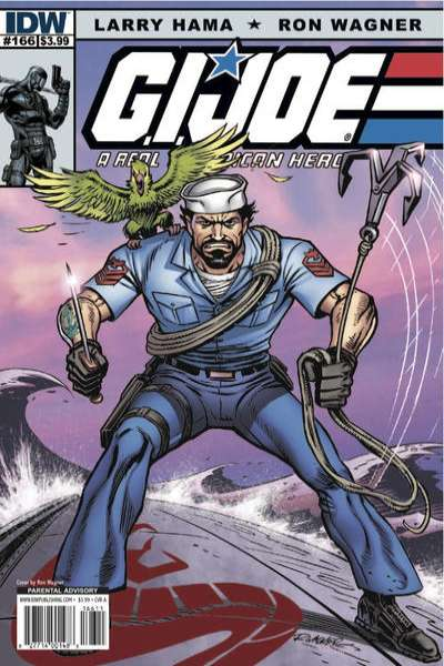 G.I. Joe: A Real American Hero #166 Comic Books - Covers, Scans, Photos  in G.I. Joe: A Real American Hero Comic Books - Covers, Scans, Gallery