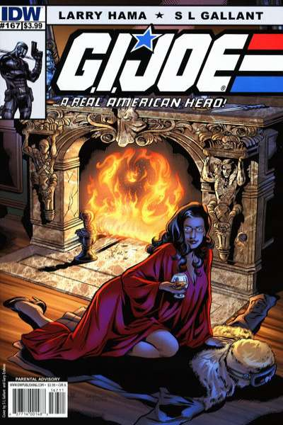 G.I. Joe: A Real American Hero #167 Comic Books - Covers, Scans, Photos  in G.I. Joe: A Real American Hero Comic Books - Covers, Scans, Gallery