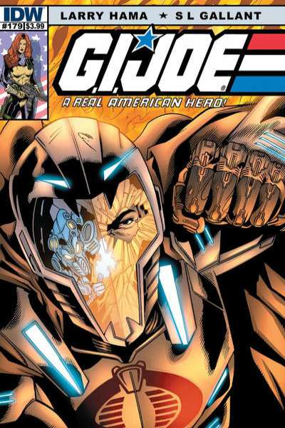 G.I. Joe: A Real American Hero #179 Comic Books - Covers, Scans, Photos  in G.I. Joe: A Real American Hero Comic Books - Covers, Scans, Gallery